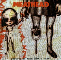 Meathead Protect Me From What I Want CD 110415
