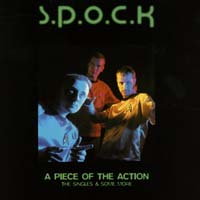 SPOCK A Piece Of The Action 2CD 111401
