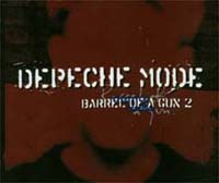 Depeche Mode Barrel Of A Gun - 2 MCD 115826