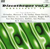 Various Artists / Sampler Dizcotheque Vol. 2 2CD 119539