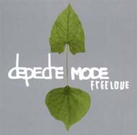 Depeche Mode Freelove - 1 - EU MCD 130153