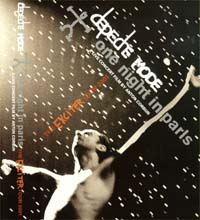 Depeche Mode / Video One Night In Paris VIDEO 131604
