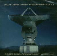 Various Artists / Sampler Future Pop Generation 1 CD 132981