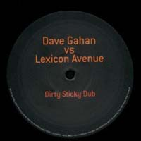 Depeche Mode / Gahan, Dave Dirty Sticky Floors - Promo 10'' 134902