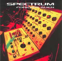 Spectrum Forever Alien CD 136529