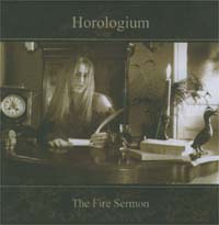 Horologium Fire Sermon CD 142993