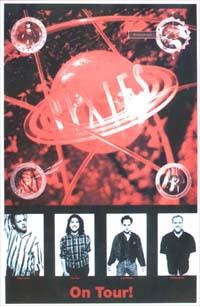 Pixies Bossanova On Tour CARD 144318