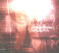 Depeche Mode / Gahan, Dave Saw Something/Deeper MCD 149300
