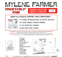 Farmer, Mylene Monkey Me - Collectors Edition CDSET 162642