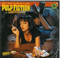 Original Soundtrack (O.S.T.) Pulp Fiction CD 560353