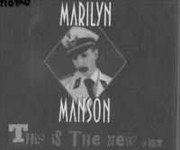 Marilyn Manson This Is The New Shit - Promo MCD 560389