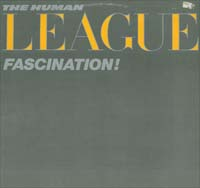 Human League Fascination - CAN 12'' 560390