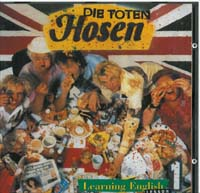 Toten Hosen Learning English Lesson One CD 561407