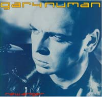 Numan, Gary New Anger LP 561439