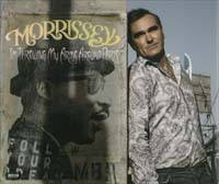 Morrissey I'm Throwing My Arms - Promo SCD 562050