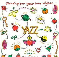 Yazz Stand Up - Remixes 12'' 562341