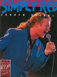 Simply Red Simply Red BUCH 562655