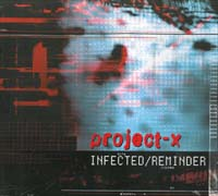 Project X Infected/Reminder - Promo MCD 562942