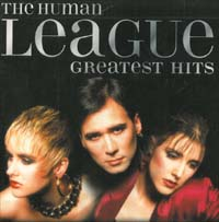 Human League Greatest Hits 1995 CD 563519
