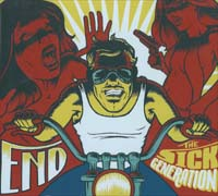 End Sick Generation CD 564344