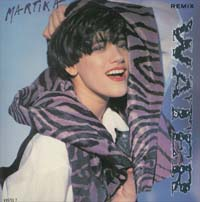 Martika Water Remix 7'' 565151