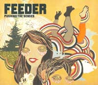 Feeder Pushing The Senses CD/DVD 566740