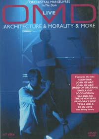 OMD Architecture & Morality & More DVD 567567