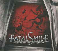 Fatal Smile Welcome To The Freakshow CD 568166