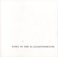 Fury In The Slaughterhouse Fury In The Slaughterhouse CD 568324