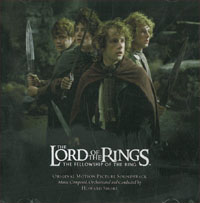 Original Soundtrack (O.S.T.) Lord Of The Rings (1/3) CD 568474