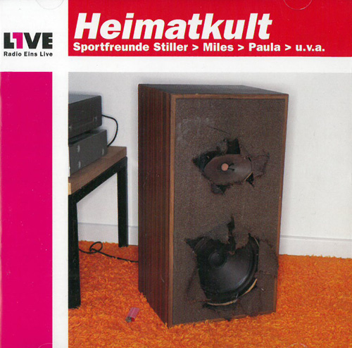 Various Artists / Sampler Heimatkult (Radio Eins Live) CD 568826