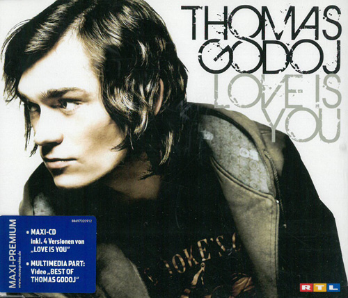 Godoj, Thomas Love Is You MCD 568958