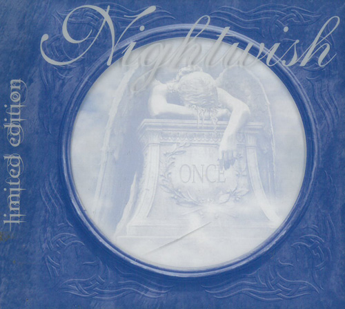Nightwish Once - NB1291-2 CD 568971