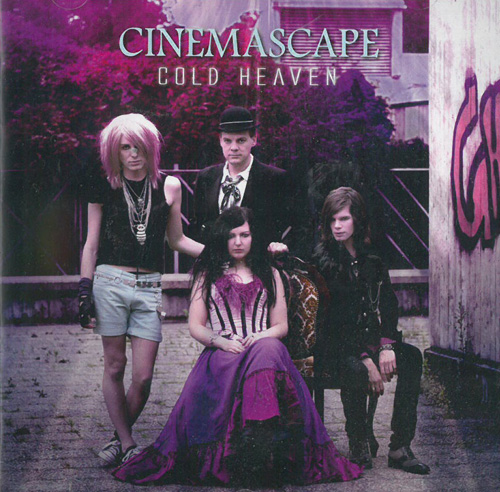 Cinemascape Cold Heaven CD 569051