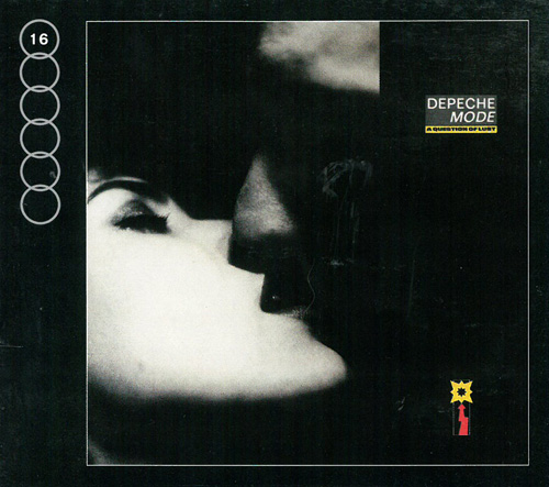Depeche Mode A Question Of Lust - US MCD 569200