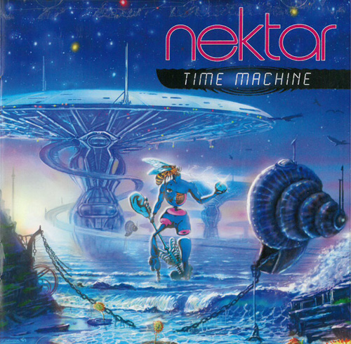 Nektar Time Machine CD 569266
