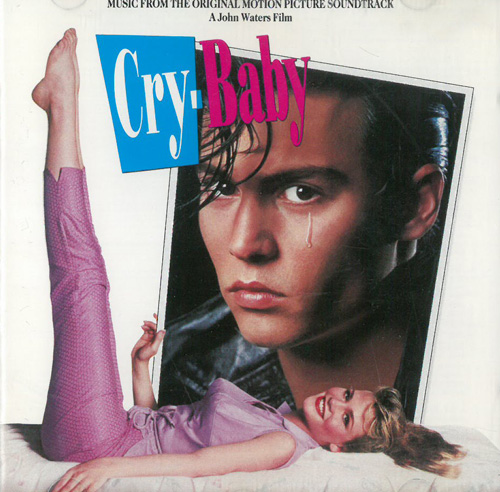 Original Soundtrack (O.S.T.) Cry Baby CD 569437
