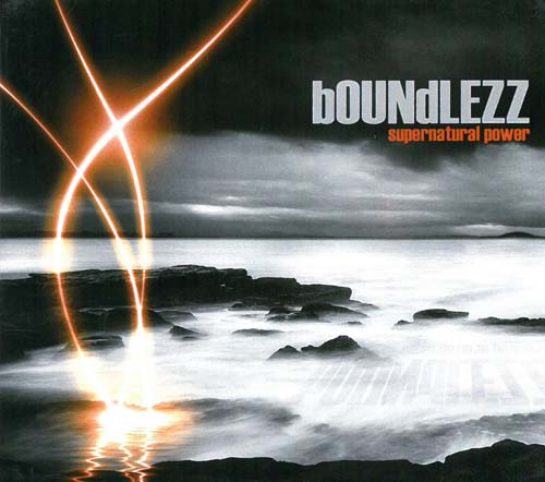 Boundlezz Supernatural Power CD 569466