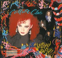 Culture Club Waking Up With The House LP 570502