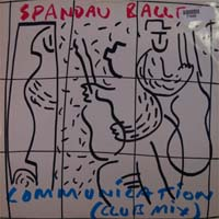 Spandau Ballet Communication 12'' 571689