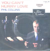 Collins, Phil You Can't Hurry Love 7'' 571814