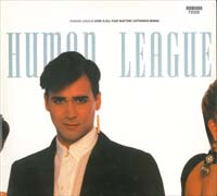 Human League Love Is All That Matters 7'' 572322