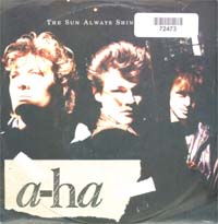 A-HA Sun Always Shines On TV 7'' 572473
