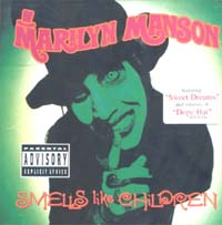 Marilyn Manson Smells Like Children CD 572526