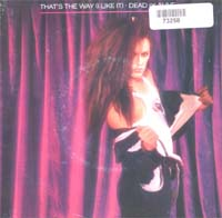 Dead Or Alive That's The Way 7'' 573258