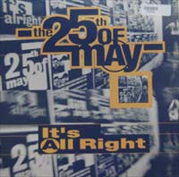 25th Of May It's All Right I 12'' 573772