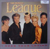 Human League I Need Your Loving 12'' 573828