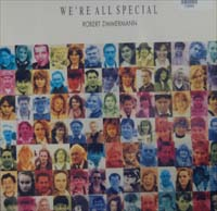 Zimmermann, Robert We're All Special 12'' 573895
