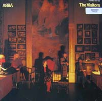 Abba Visitors LP 574025
