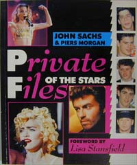 Various Artists / Sampler Private Files Of The Stars BOOK 574048